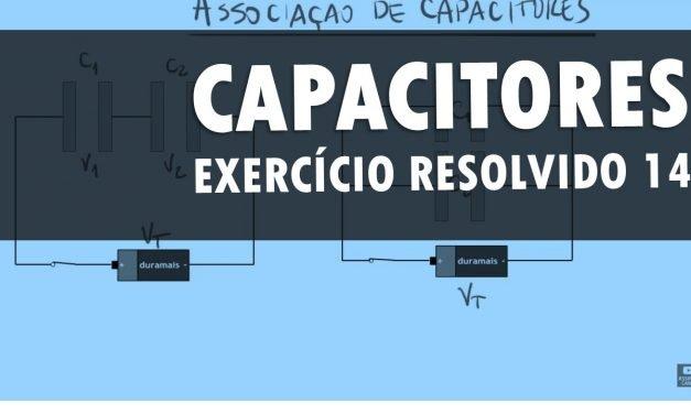Resumo sobre capacitores em série e paralelo