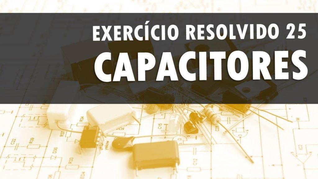 capacitores densidade de energia